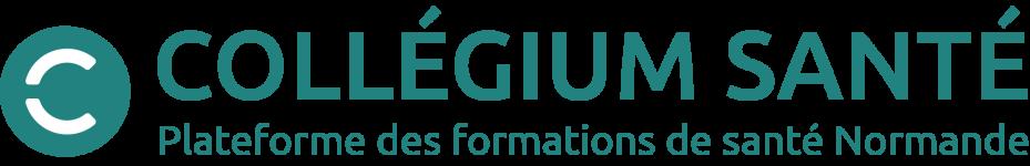 Logo of Collegium Santé - La plateforme des formations de santé de la région Normandie